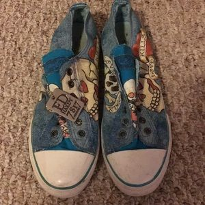 Ed Hardy Tennis shoes